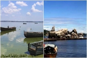 7 musicians die in Lake Victoria following a boat accdident