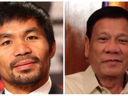 Manny Pacquiao feeling safer with martial law declaration? PDP-Laban senator supports Duterte's military rule extension request in Mindanao