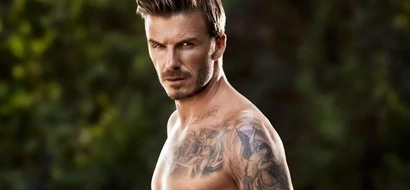 David Beckham has unveiled yet another tattoo. And it's utterly mind-blowing!