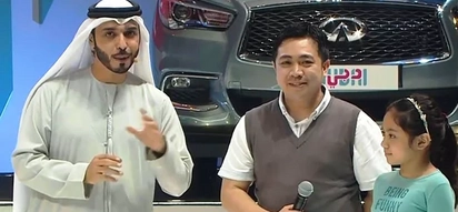 Filipino wins 2 Million Pesos and a brand new car on first day of Dubai Shopping Festival
