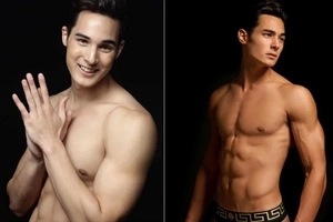 Dobleng kaguwapuhan! Tanner Mata's identical twin is as hot as him!