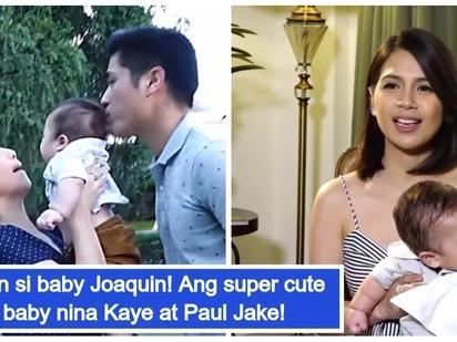 Kaye Abad at Paul Jake Castillo nag-kuwento tungkol sa mga pagbabago sa buhay nila mula ng dumating si baby Joaquin