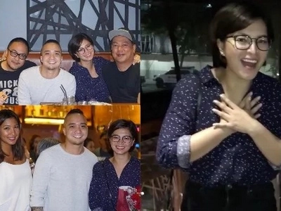 Kasama ulit siya! Angel Locsin celebrates her 32nd birthday with rumored boyfriend Neil Arce