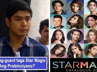 May hidwaan ba? Bawal ba mag-guest mga taga Star Magic sa Ang Probinsyano ni Coco Martin?