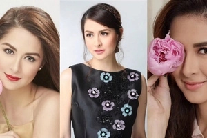 Marian Rivera Reveals Dingdong Dantes did not give her flowers on Valentine's day but a legit flower shop