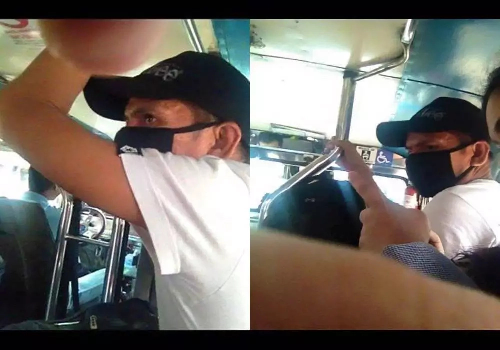 Netizen warns against thief in Manila jeepney