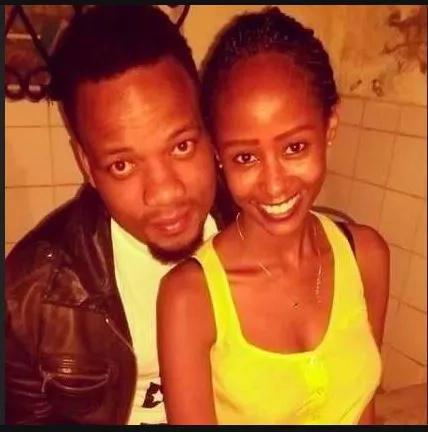 See Elani's Bryan Chweya's girlfriend