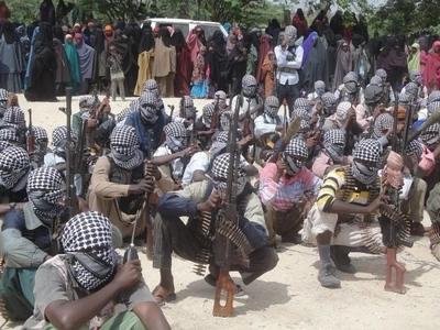 Photo: al-Shabaab suicide bomber kills six people