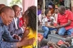11 incredible photos of Uhuru with kids during campaigns