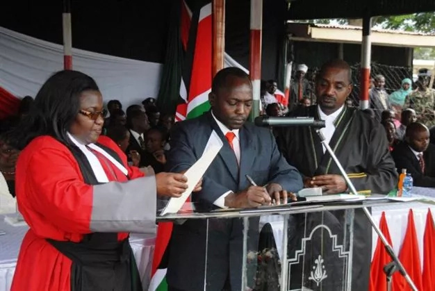 Governor to lose nomination certificate to Kibaki's nephew