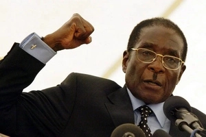 Robert Mugabe says when he wants to die