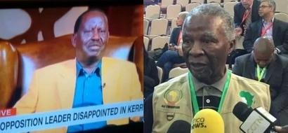 Uchaguzi umevurugwa na madai ya waangalizi ni feki – Raila aiambia CNN