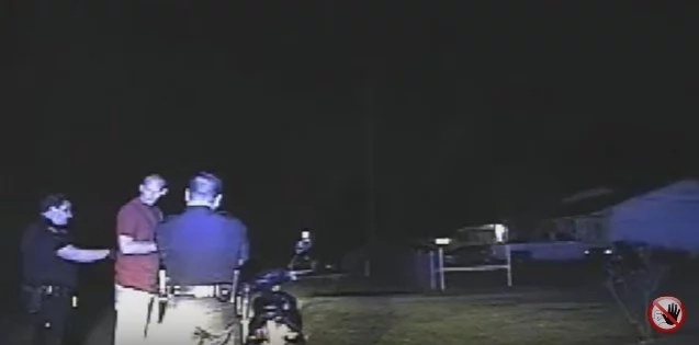 Arkansas Thug Shoots At Officers, But Cops FIRE BACK (Video)