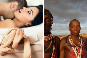 8 naughty Kenyan women describe how it feels to have sex with a Maasai man