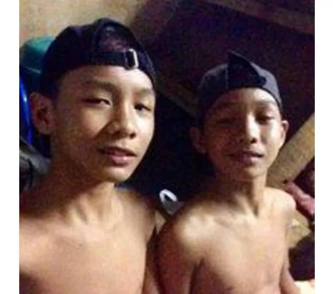 Brother watches in horror as driver crushes twin bro's body