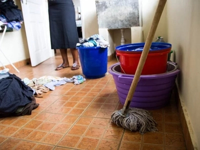 Maid exposed by Senator for stealing several flats in Nairobi