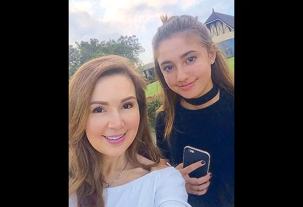 Cristina Romualdez shares thoughts on Sofia entering showbiz