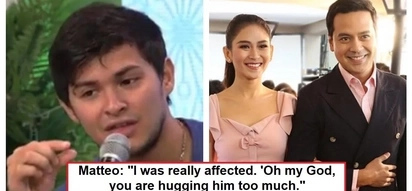 Ang cute mag-selos! Matteo Guidicelli admits he got affected by Sarah G. and John Lloyd's last film