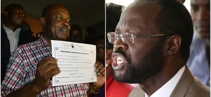 Big blow for powerful ODM Senator as elders from his clan turn their backs on him