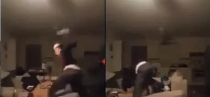 Man Brutally Beats Up Sleeping Friend After He Finds He Was Texting His GF