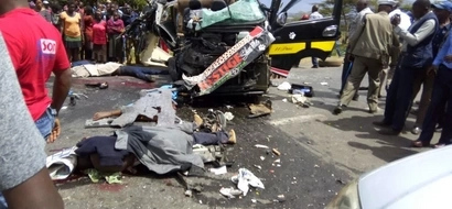 UPDATE on the Sachang'wan accident: 8 dead, 37 injured