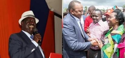 Raila is planning to cause post-election violence - Martha Karua