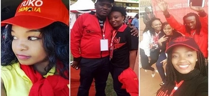 Women also love Politics! Photos of the HOT women who went for the Jubilee Party launch