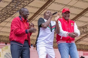 Uhuru sends Jubilee Party bosses to China to learn how to ''rule for 100 years''