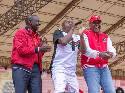 9 key politicians who ditched CORD for Jubilee Paty