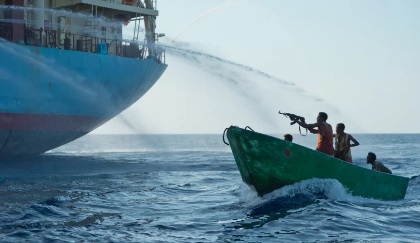 Suspected Somali pirates hijack ship, piracy returns