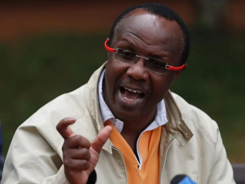 NASA unveils team to lead activities of People's Assembly including secession