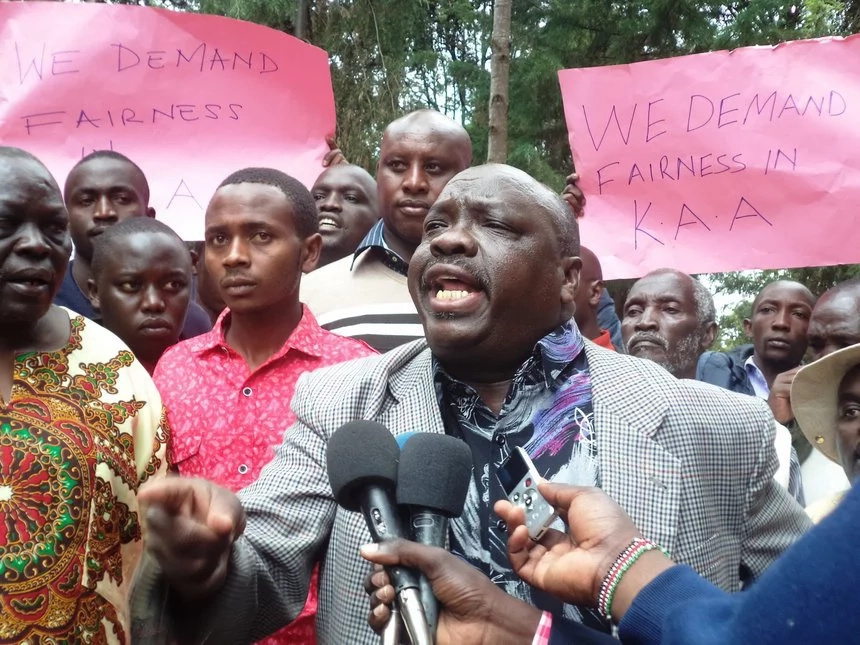 DP Ruto heckled in Baringo over government appointment