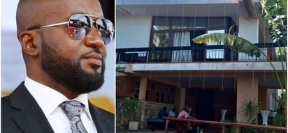 A sneak peek into Governor Joho's palatial Mombasa home