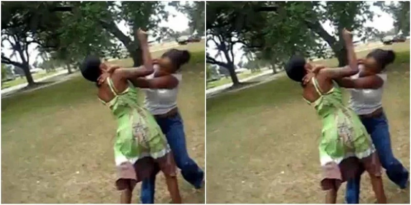 Kalenjin women fight over a man and it is funny