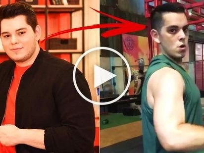 From chubby to hottie! Raymond Gutierrez's unbelievable body transformation will make you want to work out ASAP!