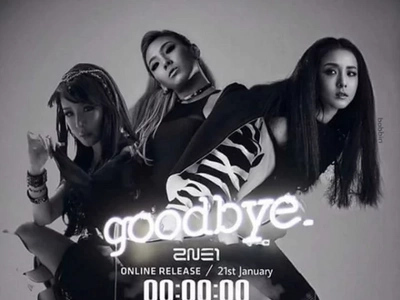 2NE1 bids 'Goodbye' to fans with final track