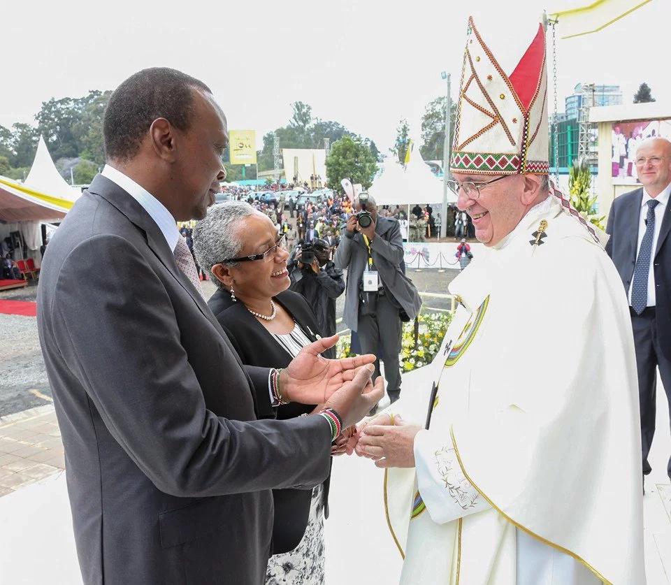 Rais Uhuru Kenyatta aeleza ni kwani nini hutumia muda mwingi akiwa na mkewe, Margaret