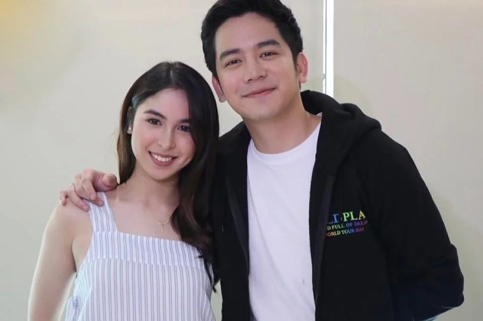 Janella Salvador and Elmo Magalona replaced Julia and Joshua in the movie 'Bloody Crayons'. Here is the reason why.