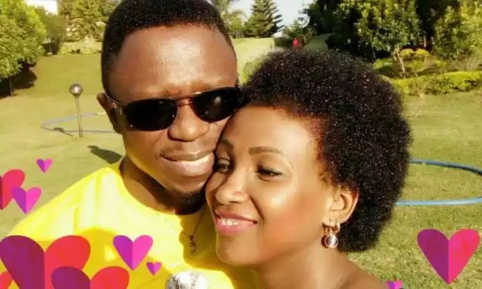 Prisca and her husband