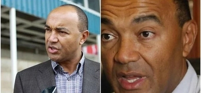 You will get a proper thrashing come August 8, Peter Kenneth told