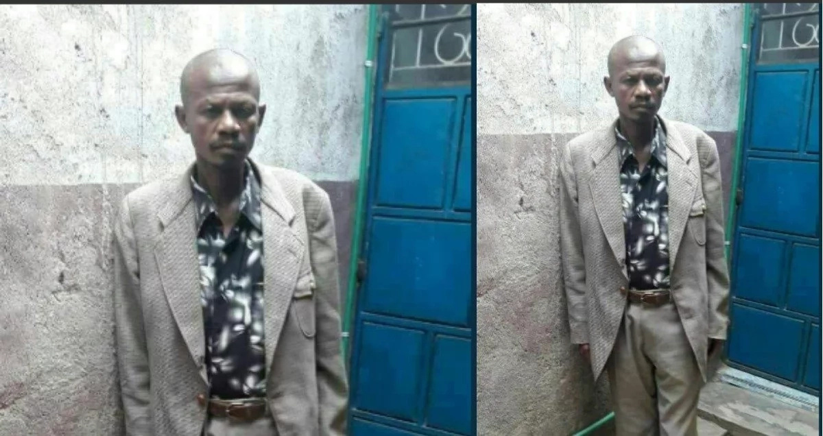 The impressive transformation of the Kayole Githeri man