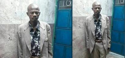 Githeri Man awashangaza wengi baada ya kuhusika katika kitendi hiki.