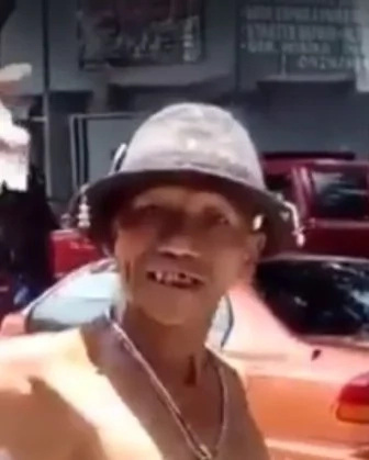 Old man claims to be President Duterte's rival