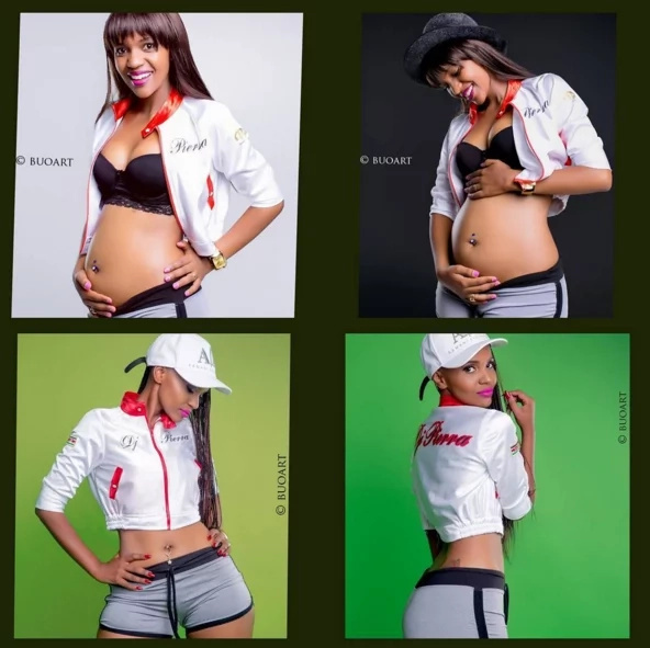 DJ Pierra Makena on her pregnancy and the baby daddy