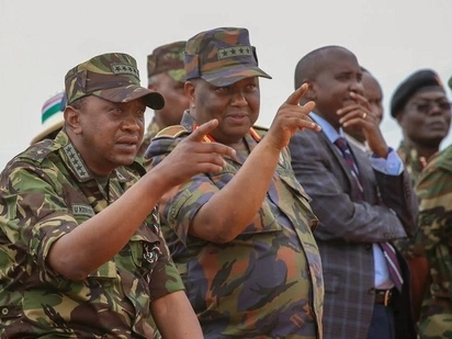 Uhuru's radical security reorganisation sends shock-waves among terrorists, druglords and cartels