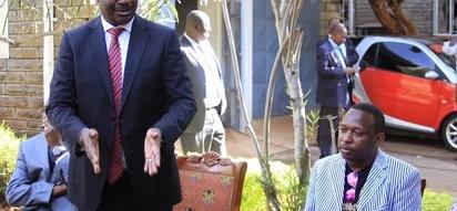 Matamshi haya ya Kidero huenda yakachukuliwa kama 'MATUSI' na Mike Sonko