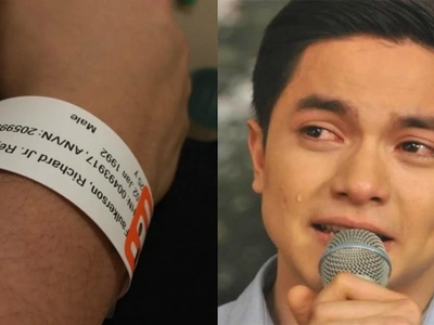 Alden Richards admitted in the hospital due to acute pharyngitis tonsillitis