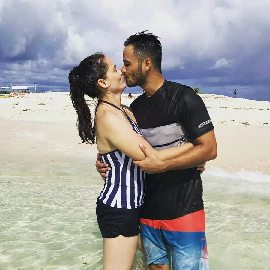 Pang-love team ang kilig! Kristine Hermosa pens a heartwarming message for Oyo Boy Sotto