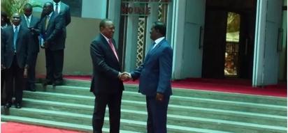 Uhuru, Ruto, Raila to tour Western Kenya for the first time after historic handshake