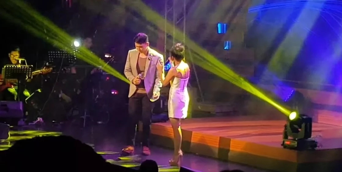 Viral video captures powerful duet of Jonalyn Viray and Daryl Ong